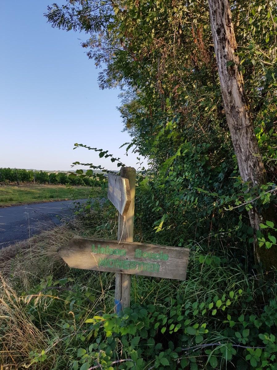 Randonnées pédestres à Monestier en Dordogne