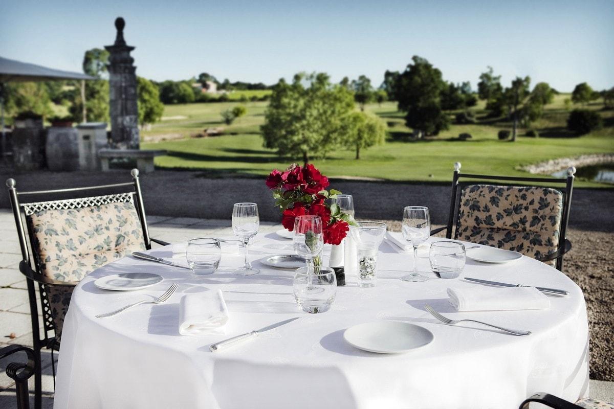 Restaurant Les Fresques a Monestier en Dordogne