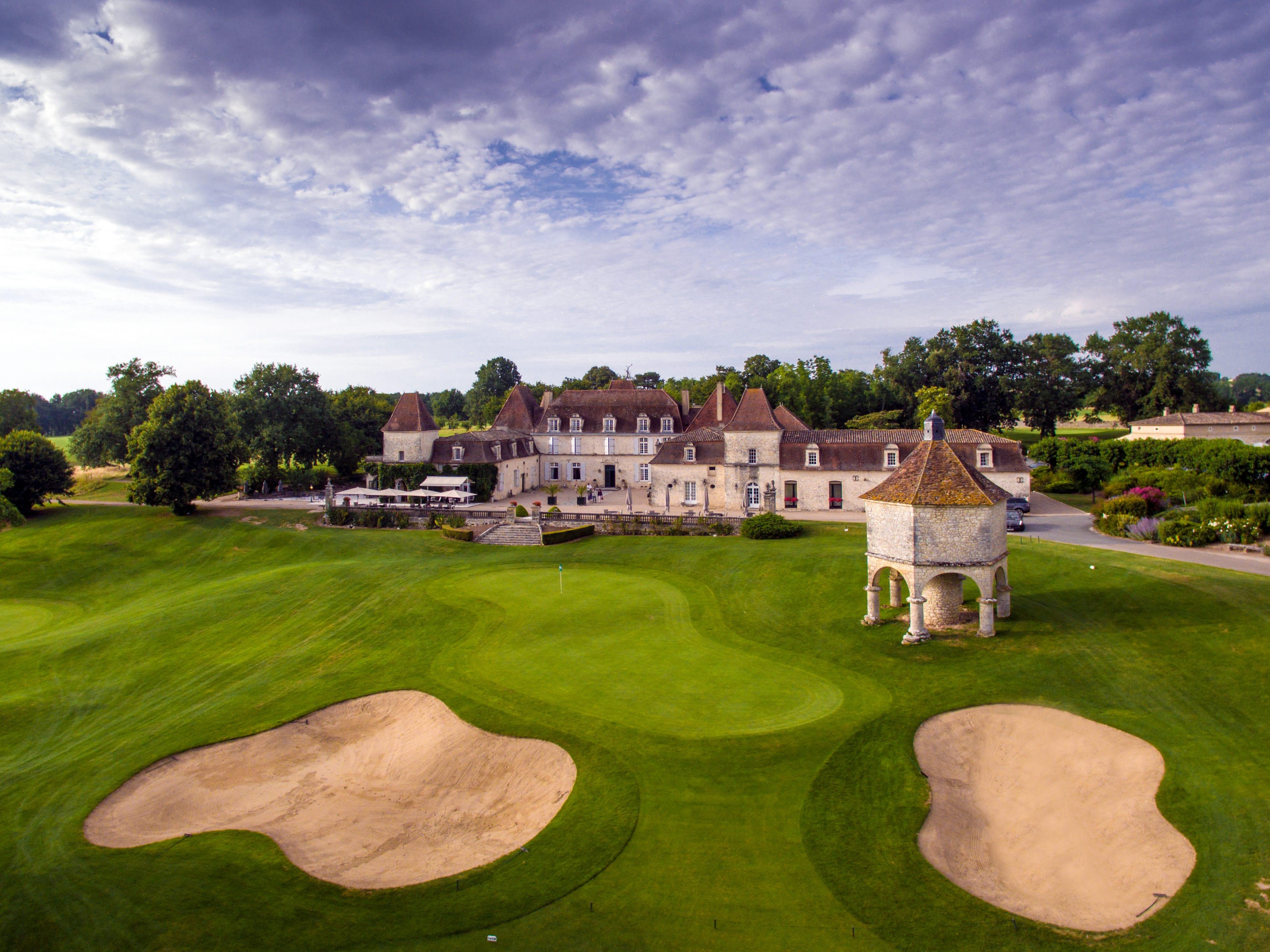Ou faire du golf en Dordogne ? le golf du Château des Vigiers