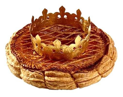 Galette des Rois le 13 janvier