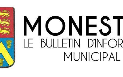 #2 – Le bulletin municipal de Monestier